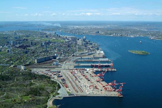 Halifax-Port-Longshoremen-Pen-New-Contract